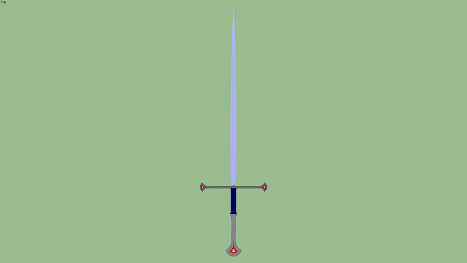 """Lux - Hand-and-a-half Sword of Maximilian """"Faust"""" Paradoxx XII"""