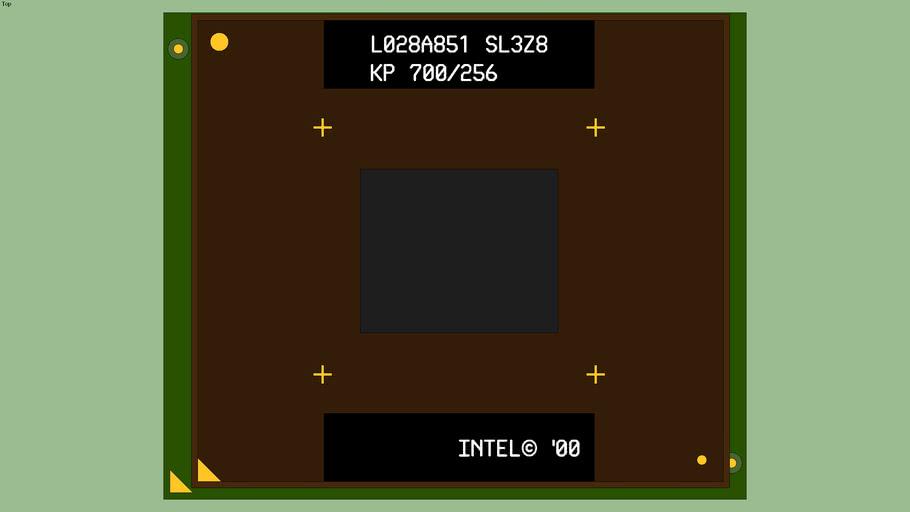 Intel® Mobile Pentium® III (SL3Z8)