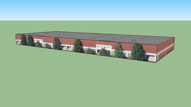 Building in Hadley, MO, USA