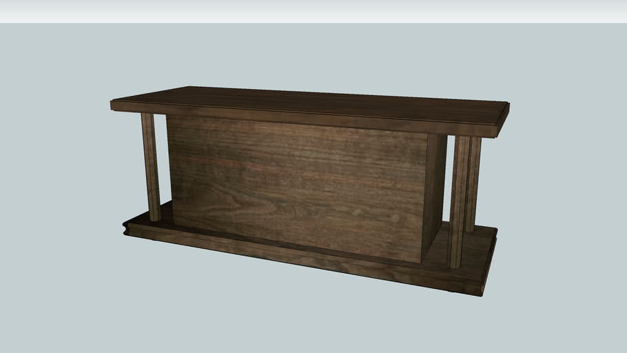 Alter Table 3d Warehouse