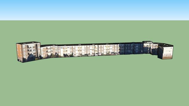 Bâtiment situé 2584 BZ La Haye, Pays-Bas