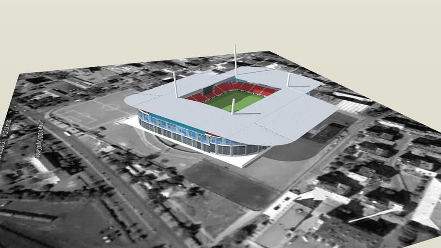 Yeni Sivas Stadı