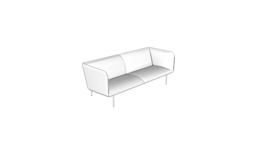 Dandy 86 Sofa
