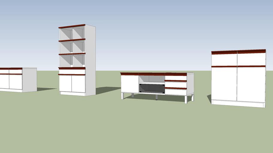 Living room furniture set 2