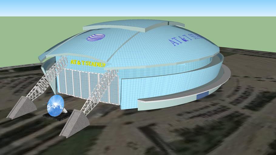 AT & T Stadium Arlington, Texas, United States