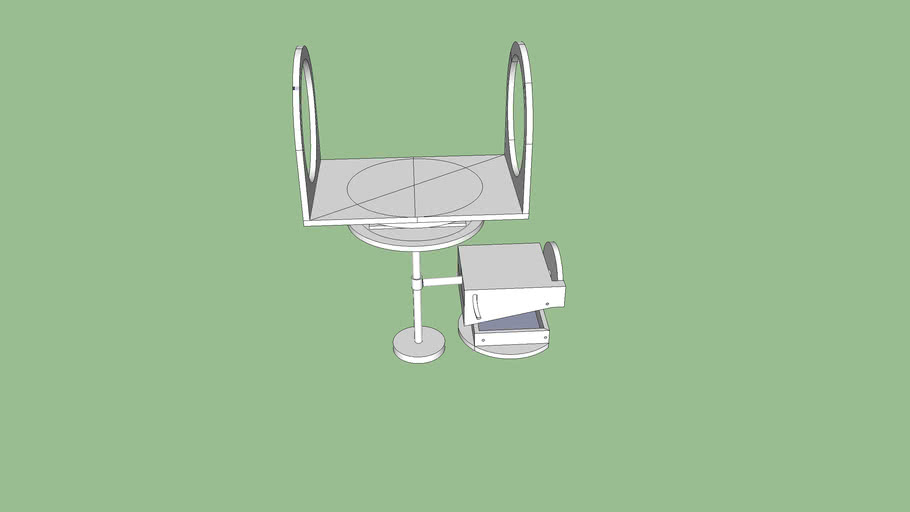 Refractor Telescope mount