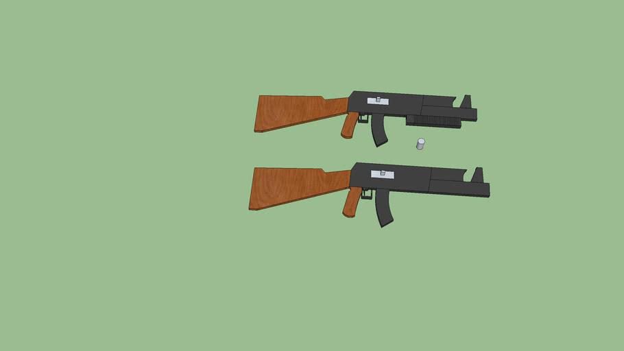 AK-47's