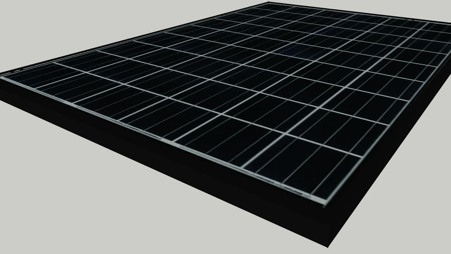 Silex Solar Black Series Solar Panel