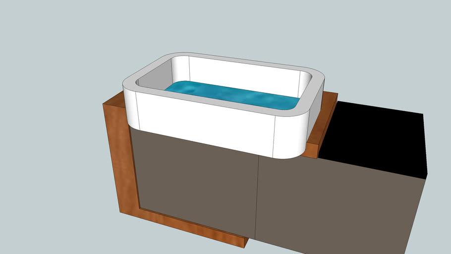 Cappio - Modern Bathroom Vanity