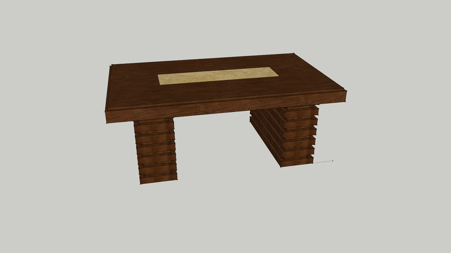 cocktail table- universal furniture 113801