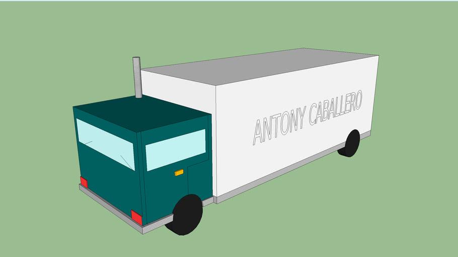 Antony Smith Caballero Pachon - (607489)