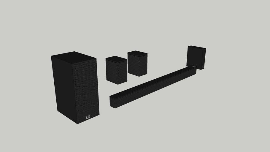 Soundbar LG