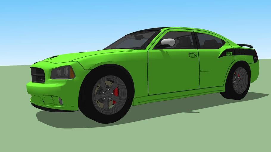 Dodge Charger SRT8 Super HEMI