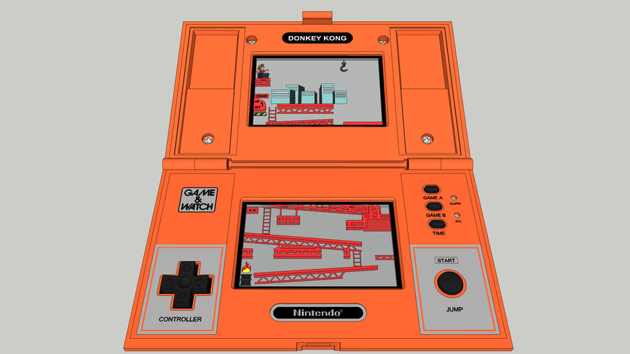 Nintendo Donkey Kong LCD