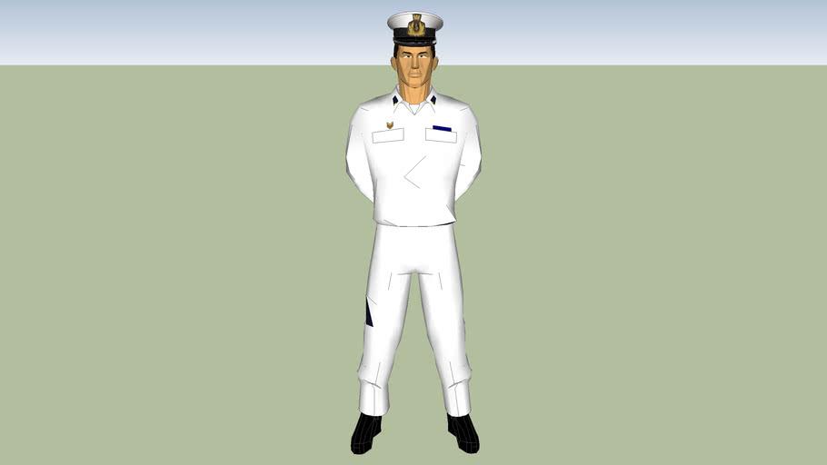 soldaod de la secretaria de la marina armada de emxico semar