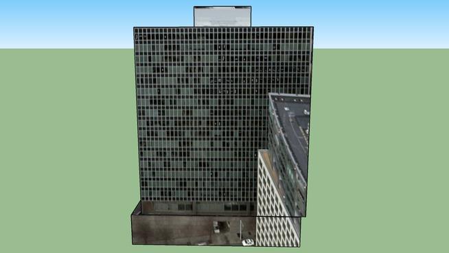 Norton Building in Seattle, WA, USA