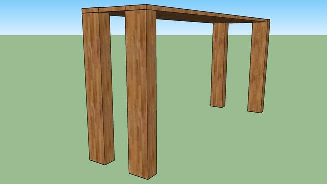 Wooden Walkway 2