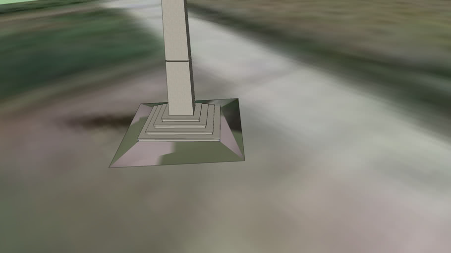 Obelisco UCE
