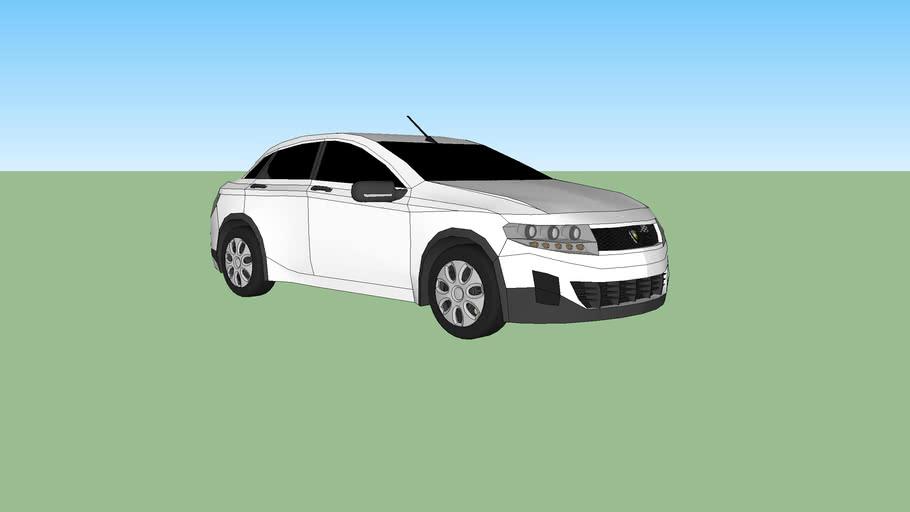 Proton Saga 2013 Concept (1.3 Standard)