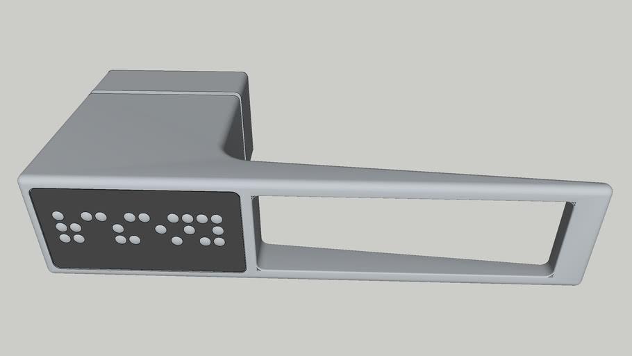 Klika (door handle) EASY TOUCH