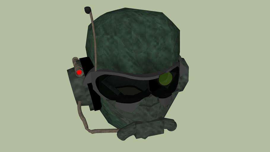 G.U.R.A.-Helmet