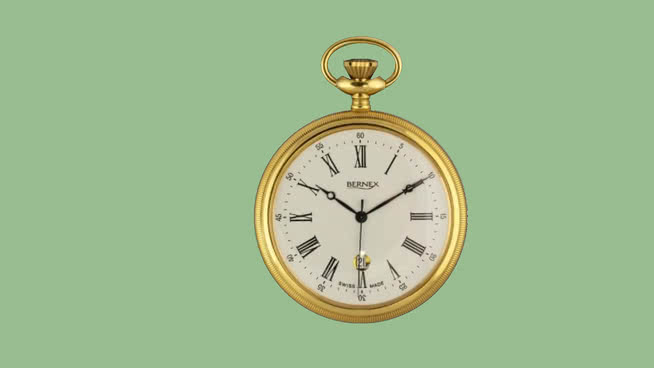 Cep Saati, Pocket Watch