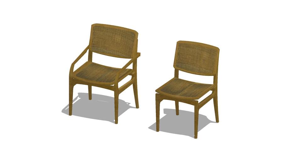 Cadeira Aspas