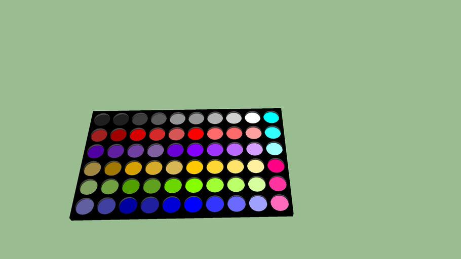 Scale Eyeshadow Pallet