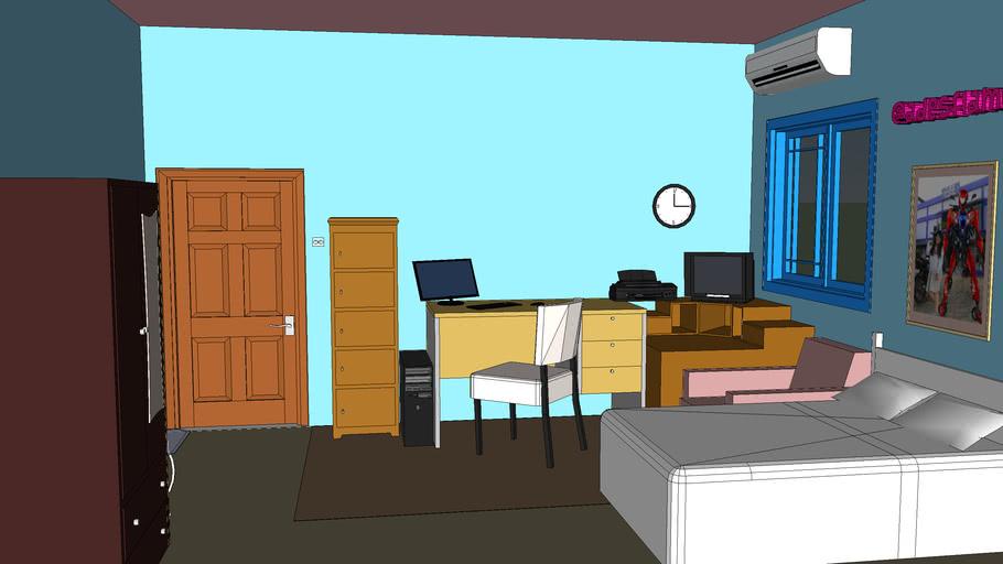 adesflame bedroom