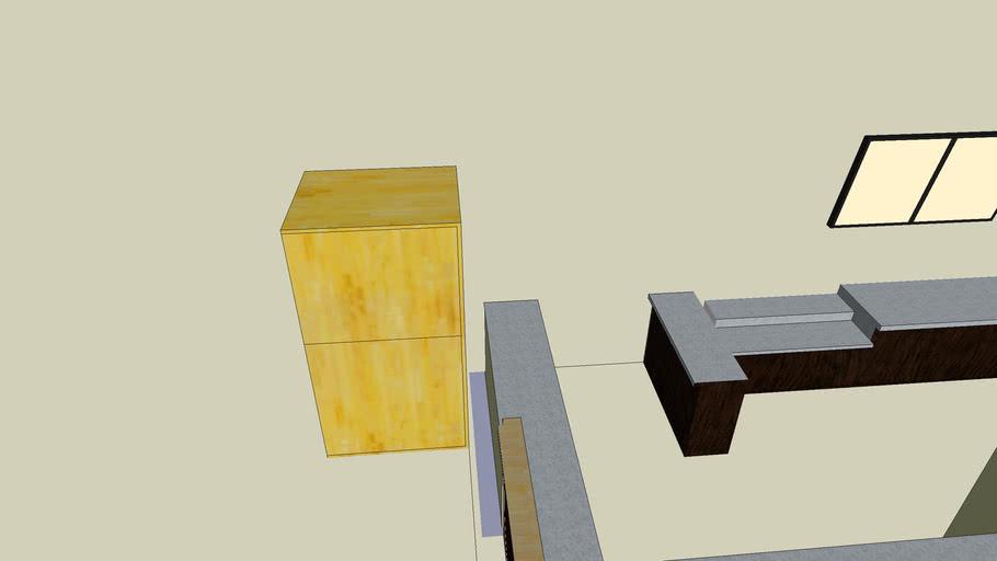 6964+pastry case