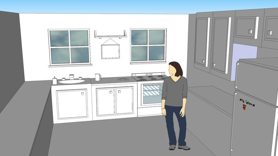 kitchen (not finished)