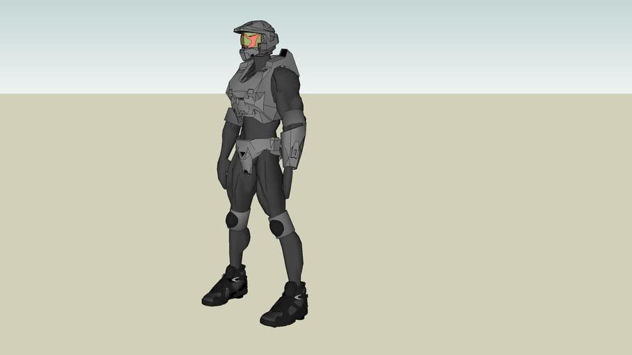 Soldado Fuerzas especiales