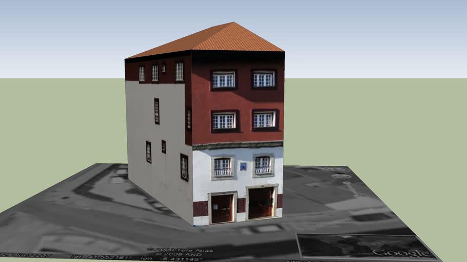 House in Rua da Boavista