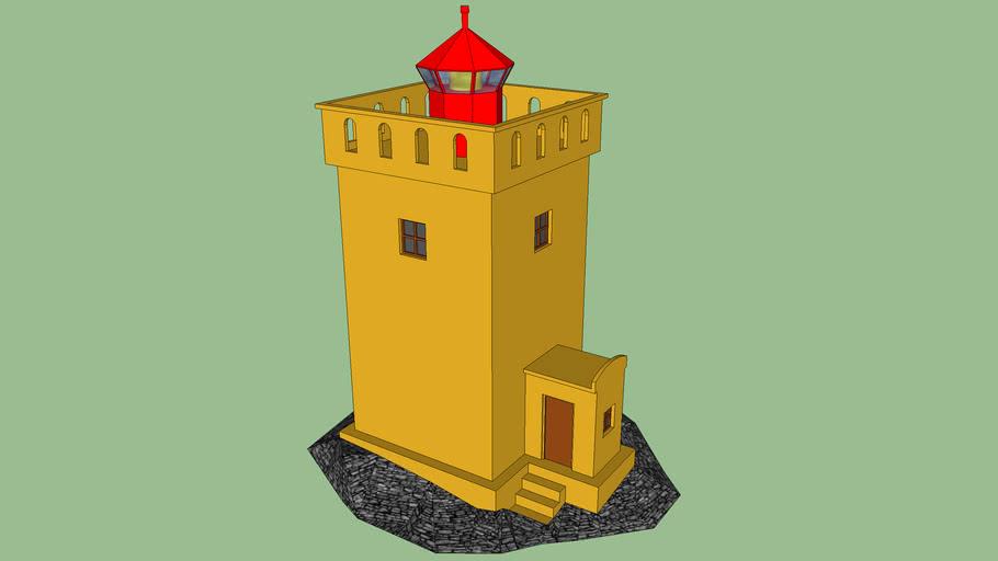 Krossnes Lighthouse