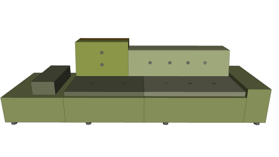 Polder Sofa XXL