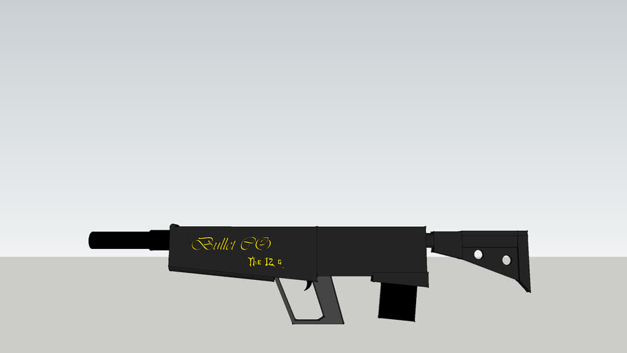Bullet CO the 12 g.