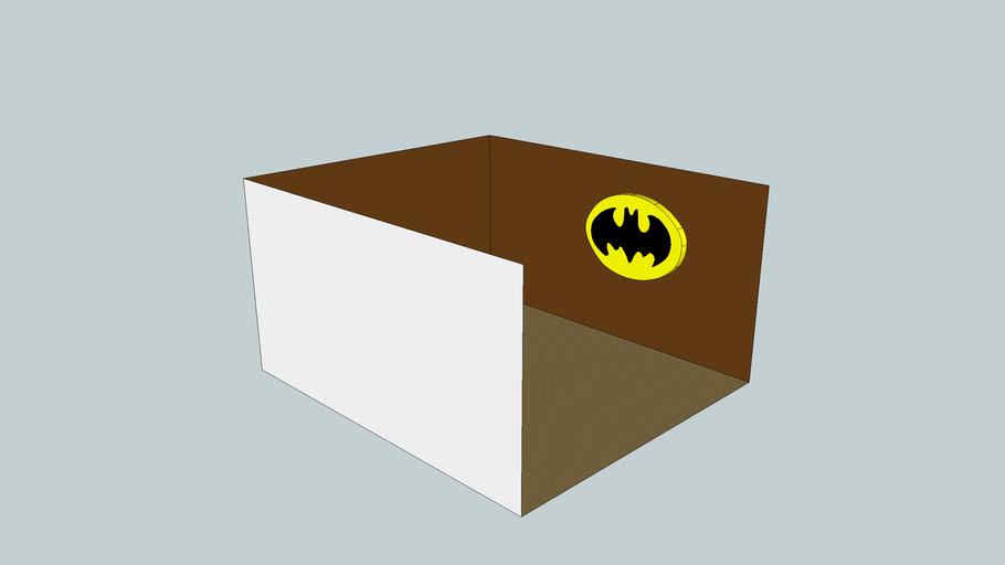 batman light in room