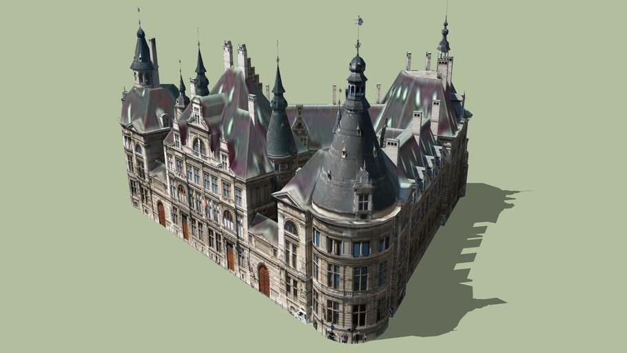 National Bank of Belgium, Antwerp