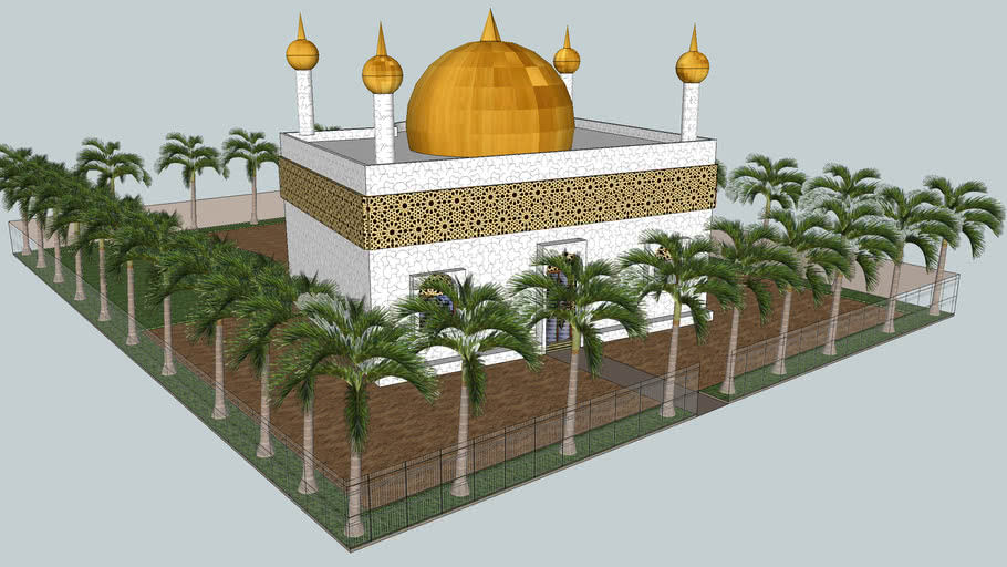 * Small Mosque *