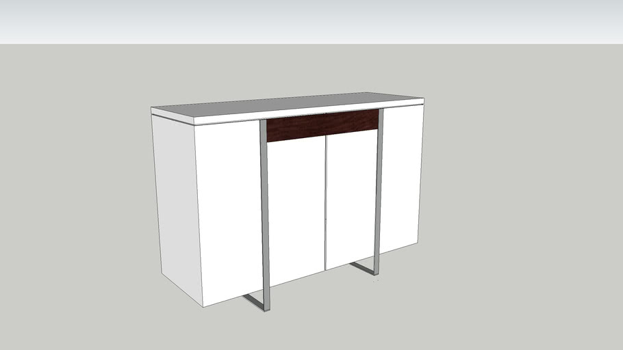 Modern Sideboard/Cabinet