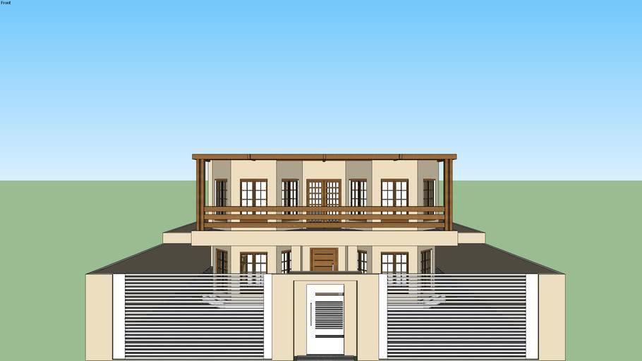 Casa Gemêas - Terreno 15x30