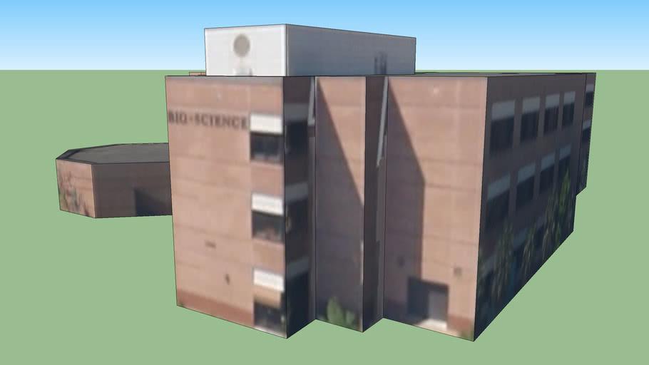 USF Bio-Science Building in Tampa, FL, USA