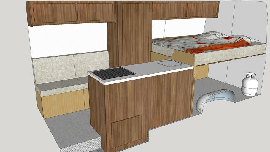 Sprinter Van Conversion (Design 2)