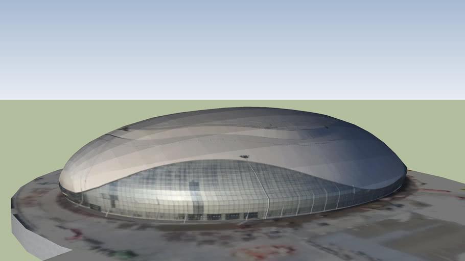 Bolshoy Ice Dome (2014 Winter Olympics in Sochi)