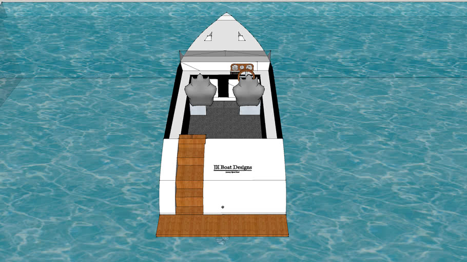 Luxary Speed Boat