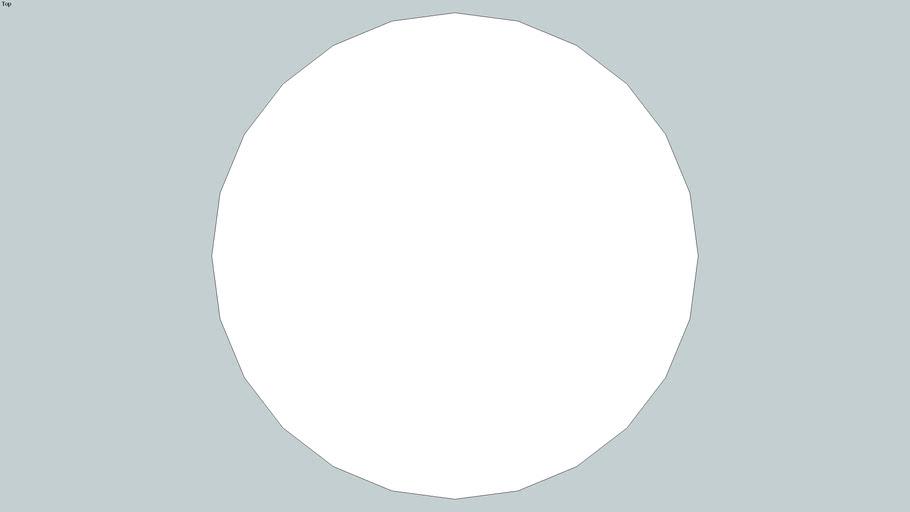 Field - 1 Inch Dot (Penny Round)
