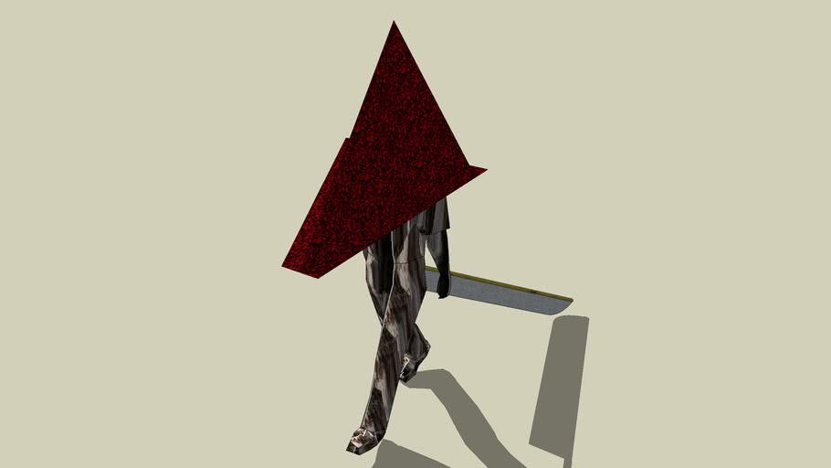 Cabeza Piramidal(Pyramid Head)