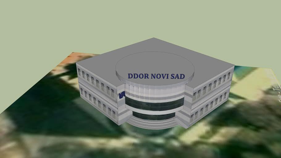 Zgrada DDOR-a Šid