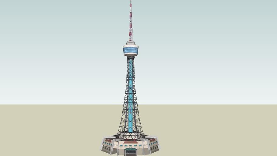 吉林省广播电视塔(Jilin TV & Radio Tower)