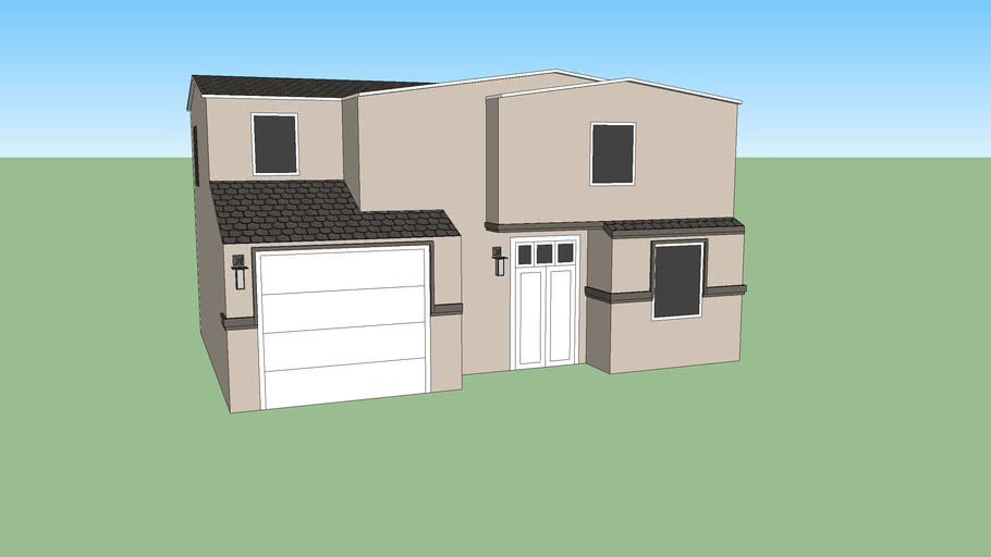 Vanity Homes model 22